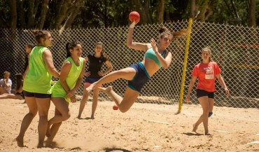 Beach Handball: sigue su puesta a punto